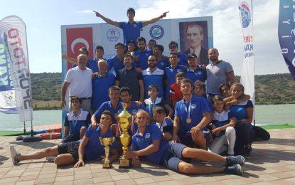 Kano Takımı Türkiye Şampiyonu  O İl Oldu
