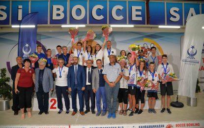 Helal olsun size çocuklar, Türkiye boccede Avrupa Şampiyonu oldu