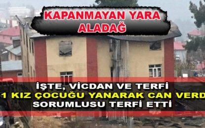 Aladağ Faciasındaki Sorumlu İsmi Okul Müdürü Yaptılar!