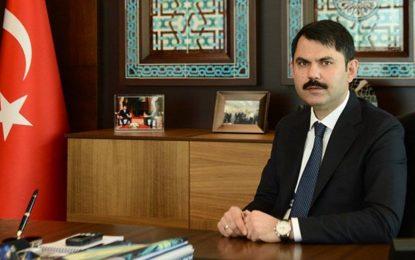 Çevre Bakanı Kurum: Bakanlık olarak üstümüze düşen neyse yerine getireceğiz