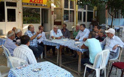 """CHP'li Sındır, """"Kozak Yaylasının Talan Edilmesine İzin Vermeyeceğiz!"""""""