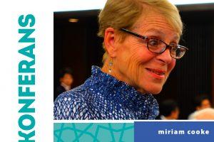 """Prof. miriam cooke, """"İslam, Kültür ve Kadın""""üzerine ders verecek"""