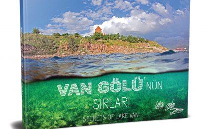 Van Gölü'nün Sırları Gün Yüzüne Çıkıyor