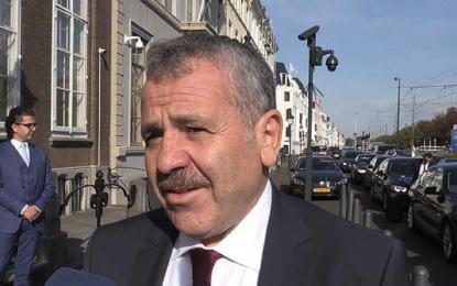 Lahey Büyükelçisi olarak atanan Dişli, Hollanda'da