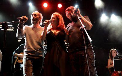 Zuhal Olcay En Güzel Aşk Şarkılarını Mert Fırat İle Söyledi