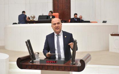 CHP İzmir Milletvekili Murat Bakan'a Milli Savunma Bakanı Hulusi Akar'dan yanıt geldi