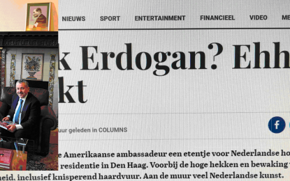 De Telegraaf Gazetesi Genel Yayın Müdürü'nün popülizm sevdası