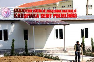 AKP'NİN SAĞLIKTA YAPTIĞI 'DEVRİM': PREFABRİK POLİKLİNİK!