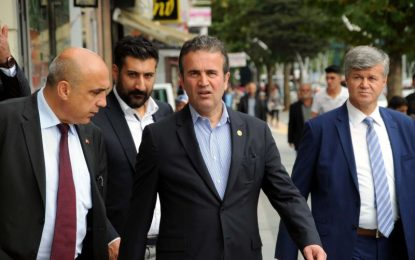 MHP'Lİ BAŞKAN'DAN FİNİKE'DE OYLARIN YENİDEN SAYILMASI HAKKINDA ŞOK EDİCİ AÇIKLAMA