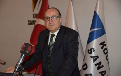 KSO Başkanı Ayhan Zeytinoğlu enflasyon oranlarını değerlendirdi