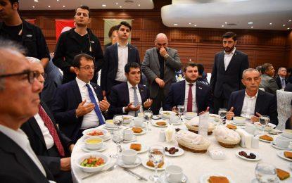 Ekrem İmamoğlu:Cumhuriyetin 100'ncü yılını İstanbul'da hep birlikte kutlayacağız