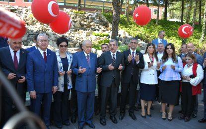 MHP Genel Başkanı Sayın Devlet Bahçeli Teşekkür, Takdir ve Tebrik Ziyaretleri Kapsamında Karabük Belediyesi'ni Ziyaret Etti