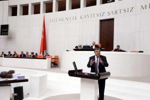 """CHP'li Sındır, """"Tarımın Önemsenmediği Kalkınma Planı Düşünülemez"""""""