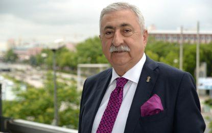 """PALANDÖKEN, """"İNŞAAT SEKTÖRÜ FİYATLARI AŞAĞI ÇEKMELİ"""""""