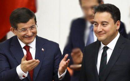Ahmet Davutoğlu ve Babacan'ın partileri ittifakları değiştirebilir