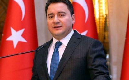"""Ali Babacan'a """"Huzur Partisi"""" çağrısı! İsim haklarını aldı…"""