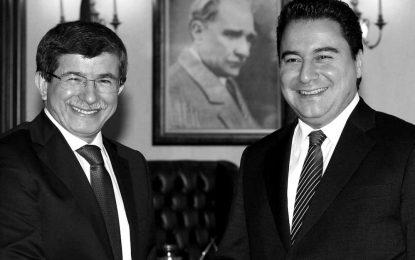 Ali Babacan ve Ahmet Davutoğlu kaygısı… AKP'de yüzde 2 paniği