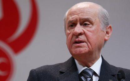 MHP Lideri Bahçeli İYİ Partililere seslendi: Kucaklaşma zamanı geldi