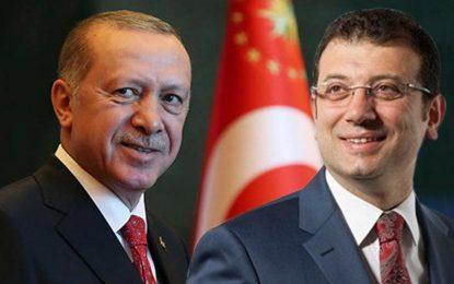 İmamoğlu Erdoğan'ı yakaladı