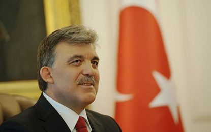 Gül'den operasyon açıklaması: Ordumuza başarılar diliyorum