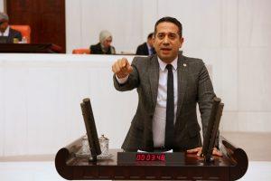 """CHP'Lİ BAŞARIR: """"GÖREVDEN ALACAK MISINIZ!!!"""""""