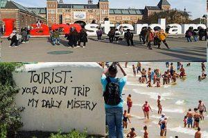 HOLLANDA: 'ARTIK TURİST İSTEMİYORUZ