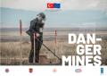 AB fonlarıyla desteklenen mayın temizleme projesiyle Türkiye'nin doğu sınırlarında 20.000 mayın imha edildi