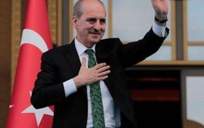 AKP Başkanvekili Numan Kurtulmuş hem özeleştiri yaptı hem de AKP'lileri eleştirdi