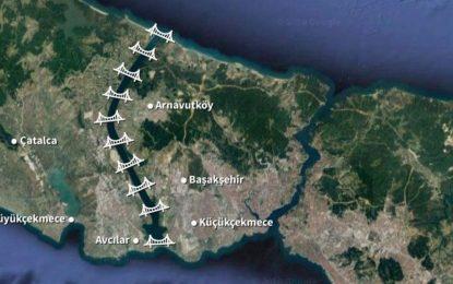 Bakan Turhan'dan flaş 'Kanal İstanbul' açıklaması: Güzergah belli oldu