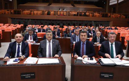 """CHP'li Sındır, """"Bu bütçe plansız bir bütçe. Bu bütçe rantın ve şahsın bütçesi"""""""