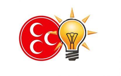 İttifak AKP'yi zora soktu: Oylar MHP'ye mi kayıyor?