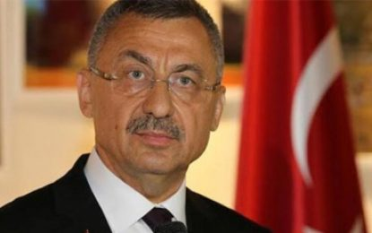 """Saray'dan """"Kanal İstanbul"""" açıklaması"""