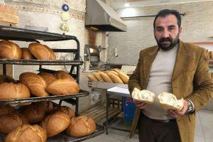 """17 lira ucuz diye """"yemlik"""" buğdaydan ekmek üretiliyor!"""
