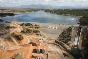 DSİ Genel Müdürü Mevlüt Aydın, 'Son 17 yılda Denizli'de 17 baraj ve 10 gölet inşa ettiklerini açıkladı