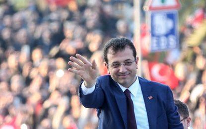İmamoğlu Cumhurbaşkanı gibi konuşuyor, İstanbul'u konuşmuyor