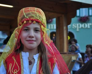 UZAKTAKİ DOSTLAR: İtalya Moena'da Yeniçeri hayranlığı sürüyor…