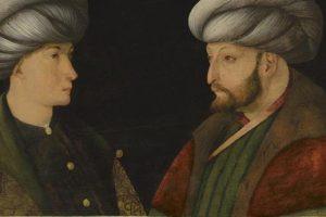 FATİH PORTRESİNİN İSTANBUL'A DÖNÜŞ YOLCULUĞU BAŞLIYOR