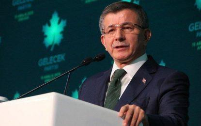 Davutoğlu: Erdoğan tasfiye edilecek, o zaman yanında olacağız